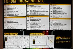 Messe Sindelfingen - Haus & Energie